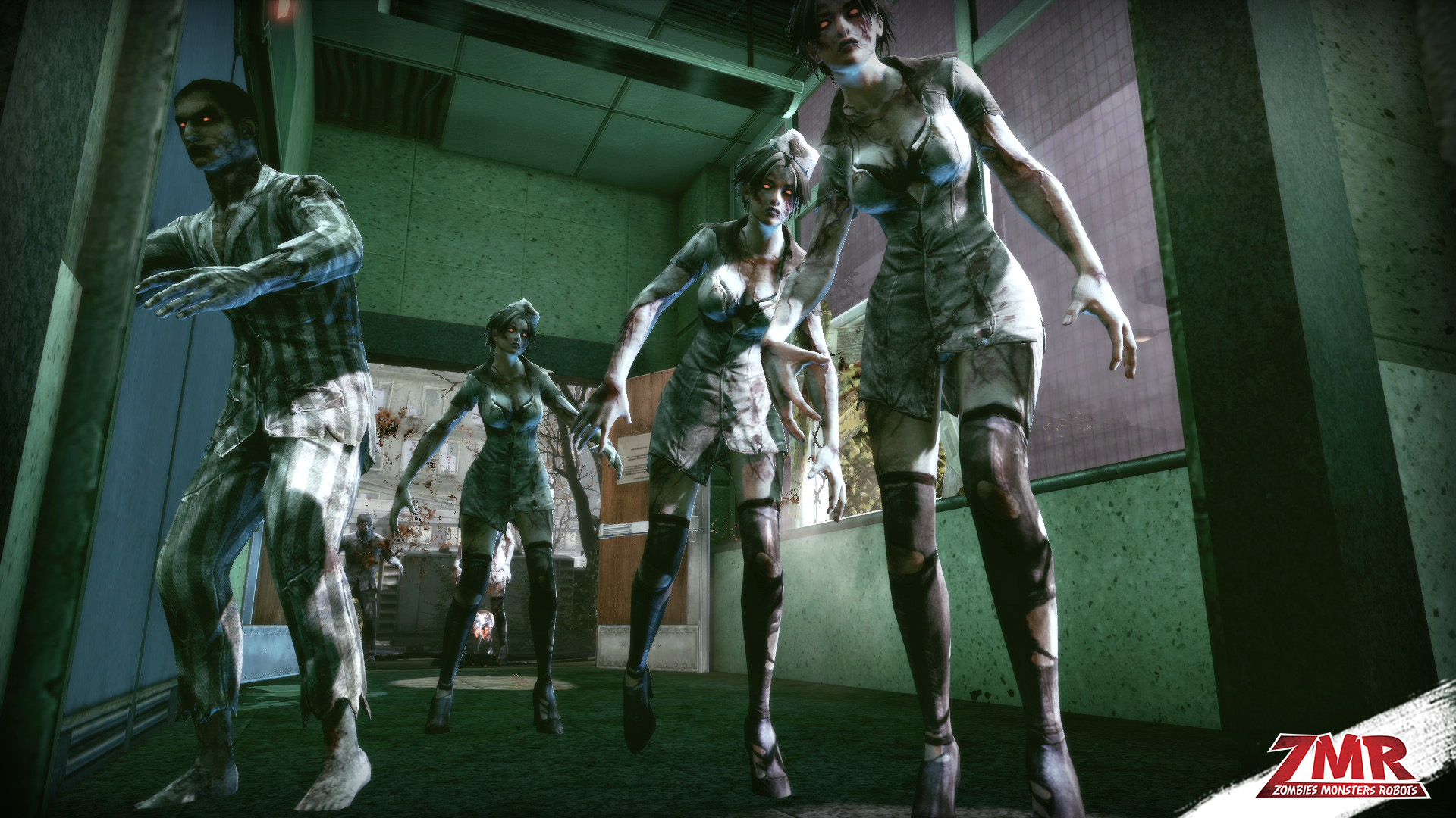 Mercenary Ops Devs Reveal Spiritual Successor Zombies