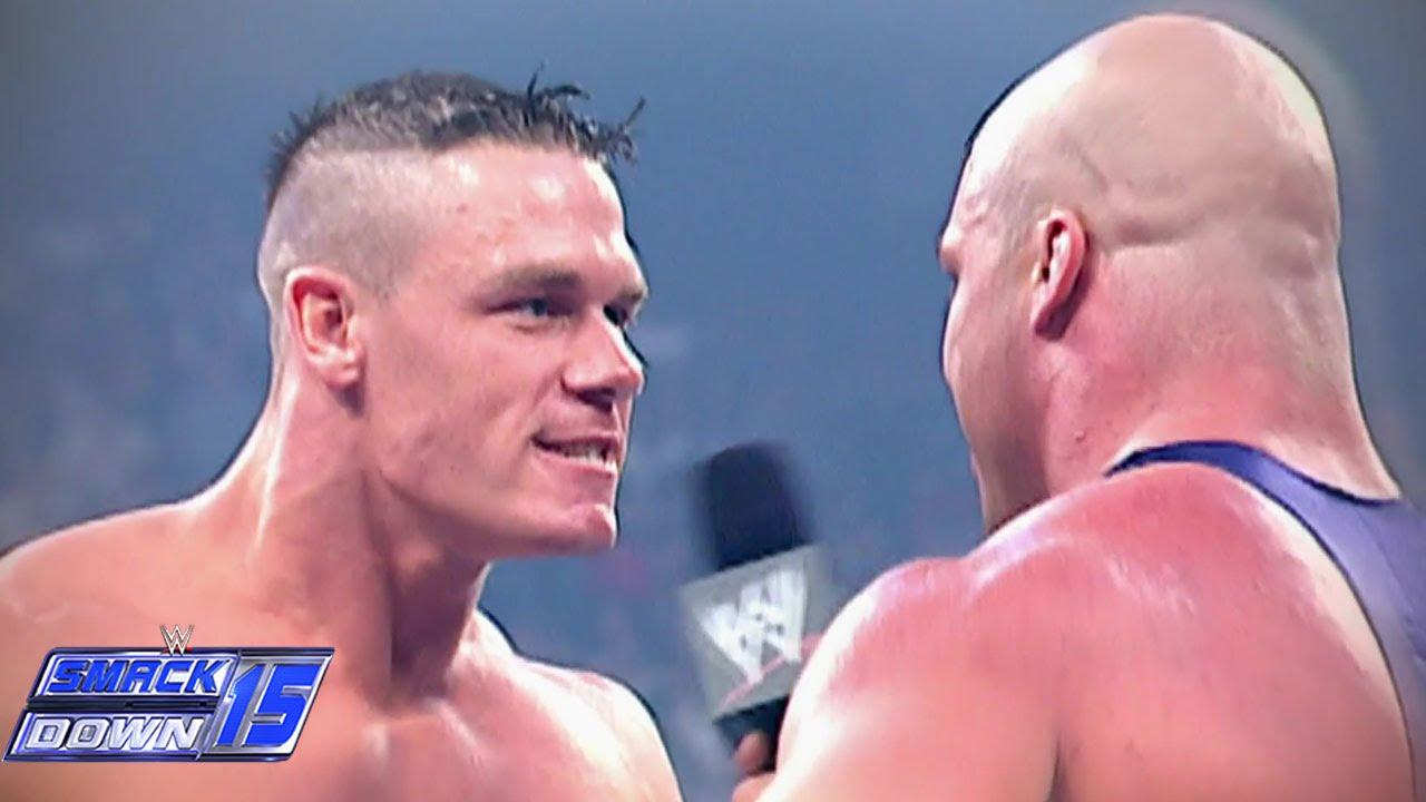 This Day In Wrestling History June 25 John Cena Debuts