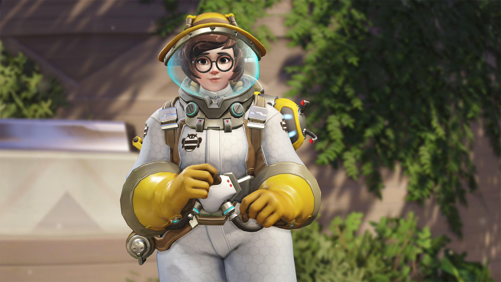 Here Are Overwatchs Anniversary Skins Polygon