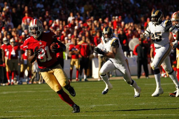 49ers-Rams final score: Strong defense, improved passing ...