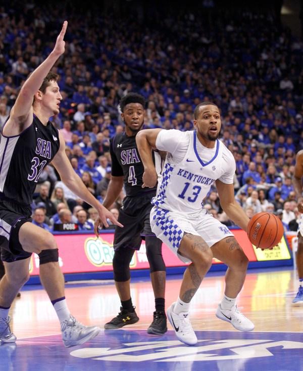 Kentucky Basketball: Wildcats Release Non-Conference ...