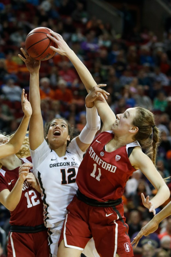 Oregon State Women's Basketball: Beavers Fall Short in Pac ...