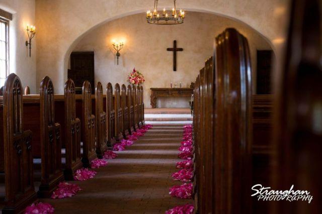 Lost Mission Wedding Ceremony Area