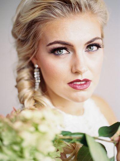 special occasion hair design bridal makeup