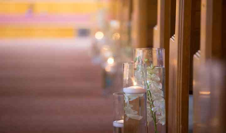 washington dc wedding decor lighting