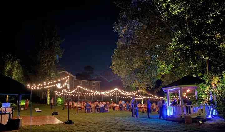 lighting and decor for weddings and