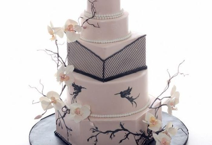 Unik Cakes Wedding Cake Warminster Pa Weddingwire