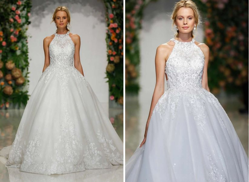 15 Ballroom Wedding Dresses For A Glamorous Walk Down The
