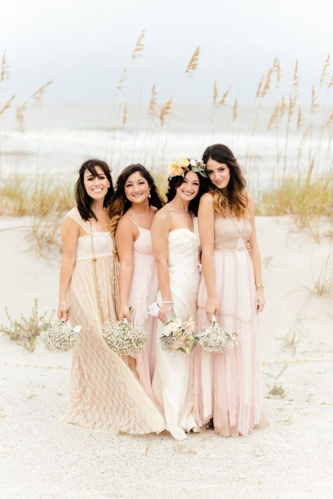 30 bridesmaid hairstyles for all hair types - weddingwire