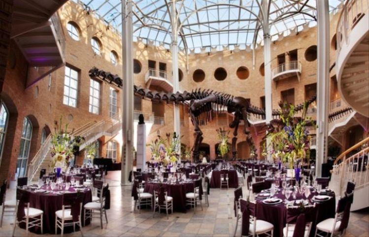 museum wedding venue, Happily Ever Borrowed