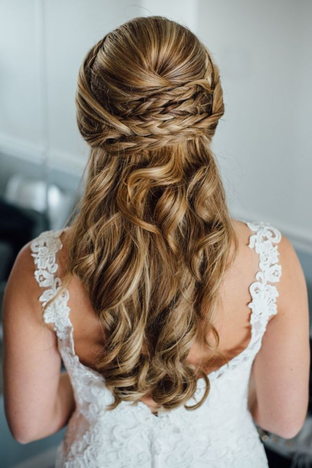 10 summer wedding hairstyles you'll love - weddingwire
