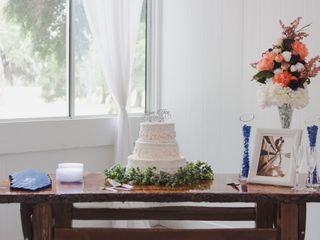 The wedding of Tiffany and Kyle 1