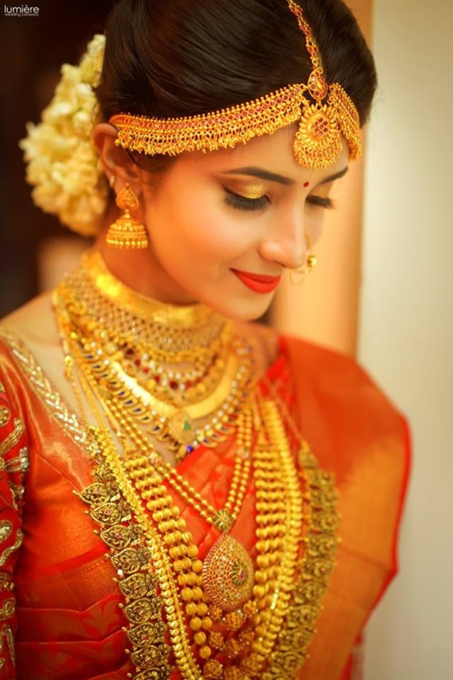 12 traditional kerala wedding jewellery sets and the trinket