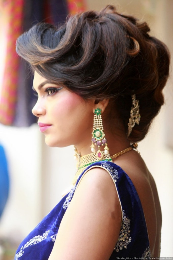 8 indian bridal hairstyles to flaunt this d-day for brides