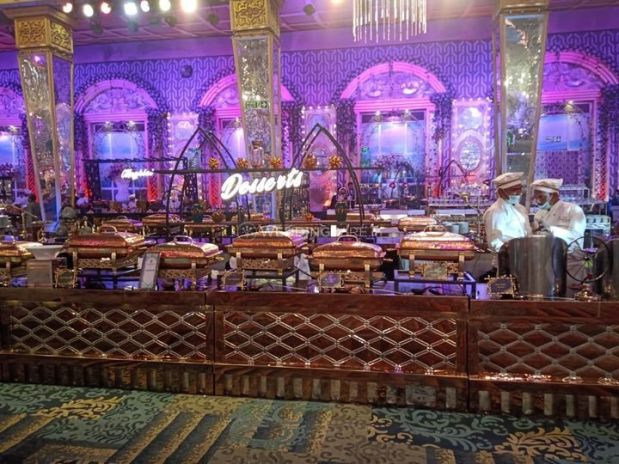 The Creation Events - Catering - West Patel Nagar - Weddingwire.in