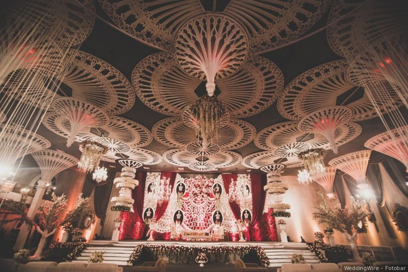Intriguing Indian Wedding Backgrounds That Make A Perfect