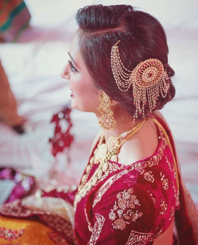 add some jazz to your hairdo with these south indian hair