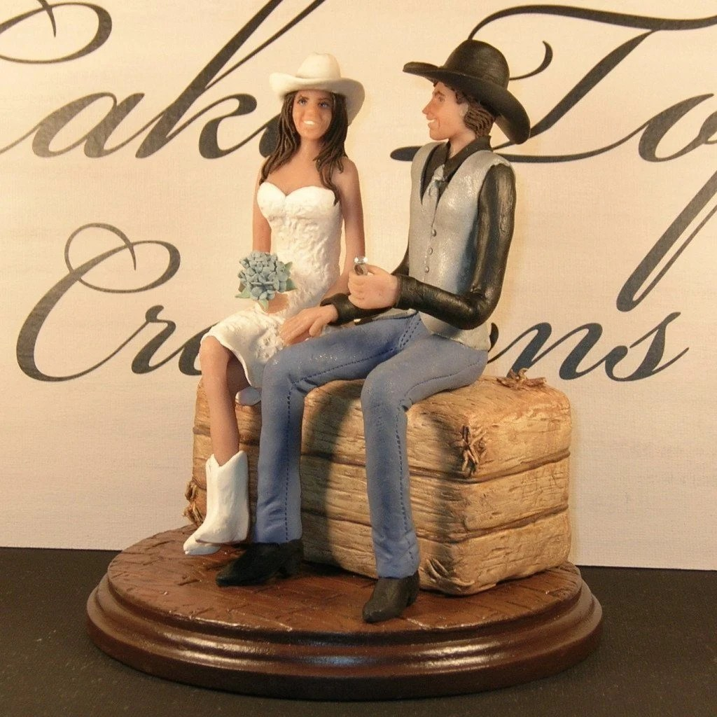 10 Countriest Wedding Cakes You ll Ever See   Wide Open Country A preview to the wedding cake
