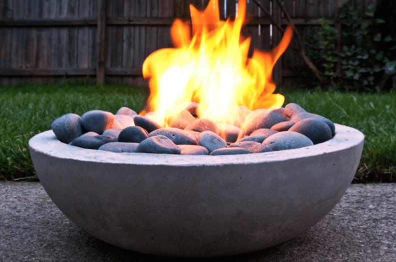 7 Cheap and Easy DIY Backyard Fire Pit Ideas on Backyard Fire Pit Ideas Diy id=58665