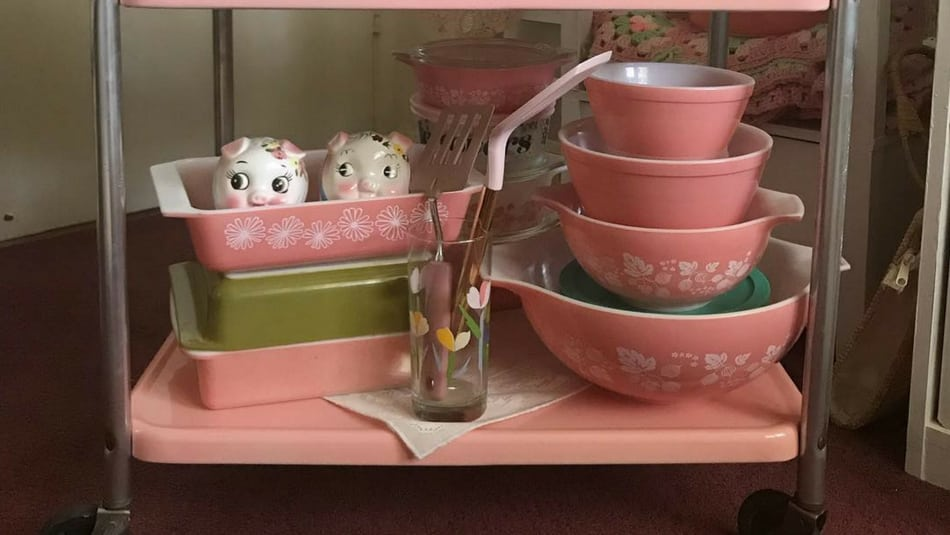 The 10 Most Popular Vintage Pyrex Patterns That Sell For A