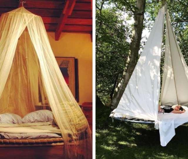Lifestyle Diy Trampoline Swing Bed