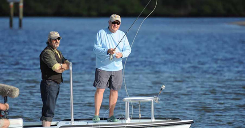 9 Celebs That Make Up The Ultimate Dream Fishing Team PICS