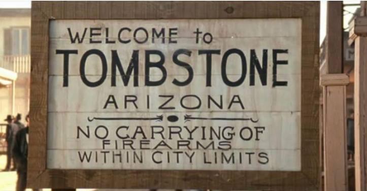 Tombstone-az
