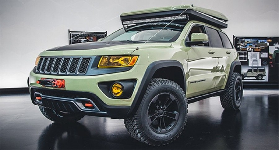 Road 2015 Jeep Tires Cherokee
