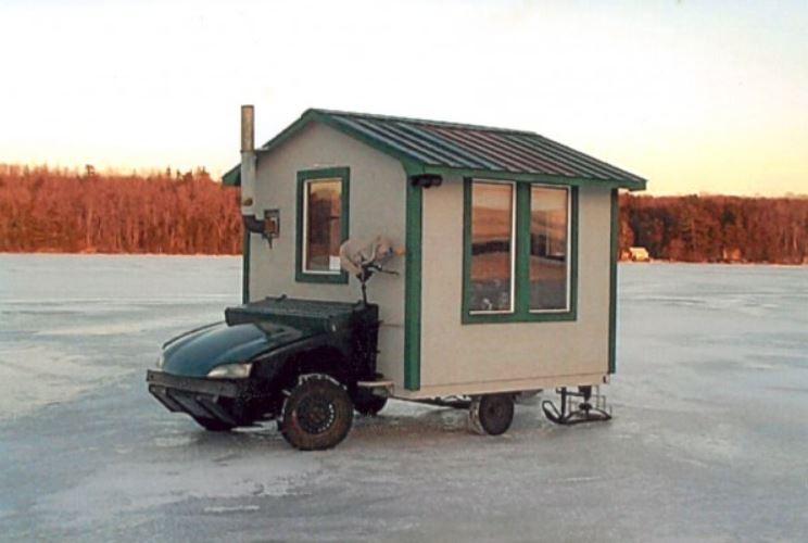 Eskimo 949i Ice Shelter