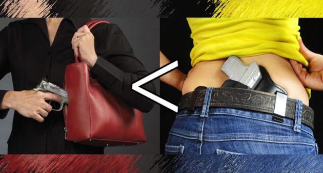 purse-carry-vs-iwb-carry-women