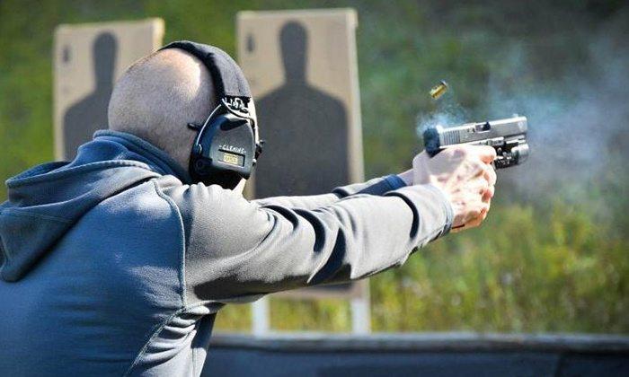 training handguns