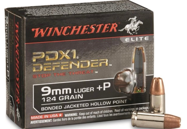 Best 9mm Self Defense Ammo winchester