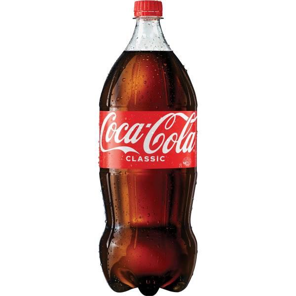 Coca-cola Bottle 2l   Woolworths