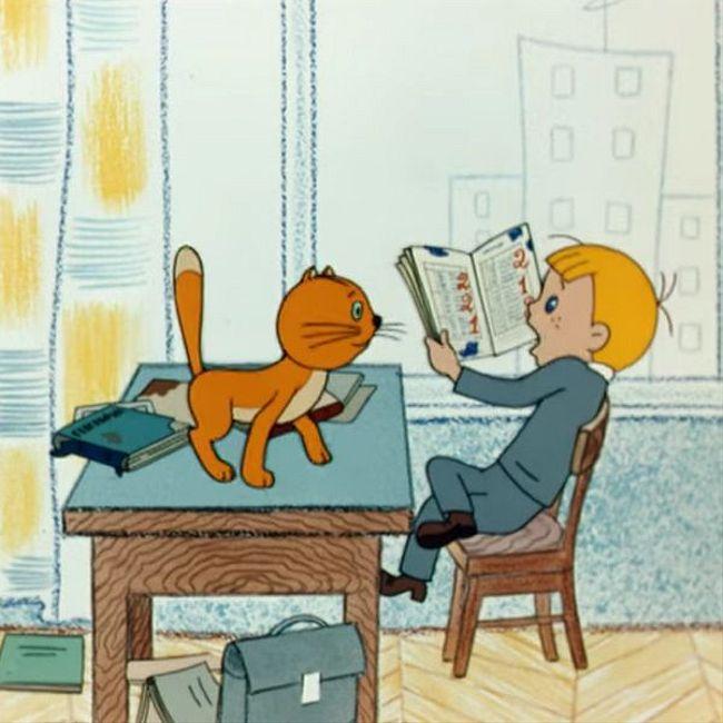 Список лучших мультфильмов для детского развития - 11