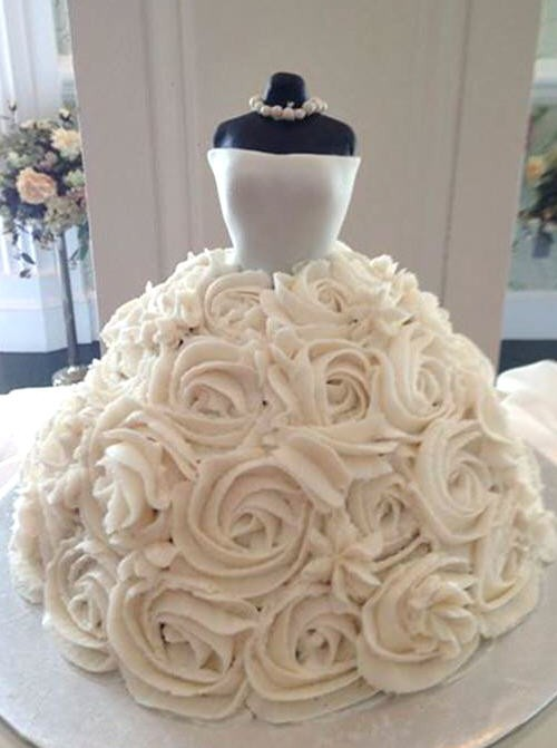 Need Bride Bust For Bride Doll Cake