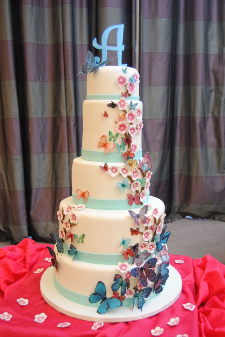 Top Wafer Paper Cakes