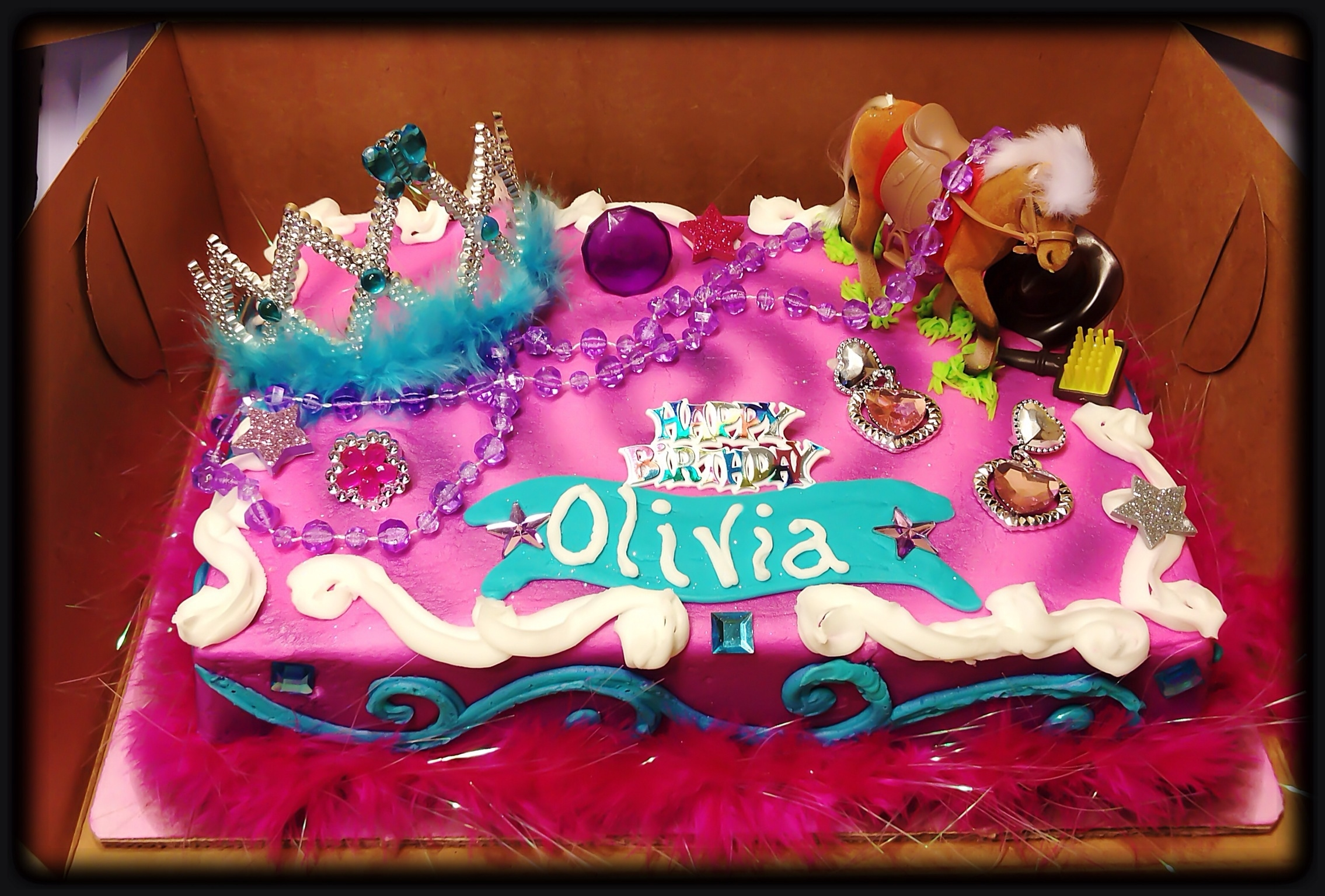 Kids Birthday Cakes Mixed Themes Cakecentral Com