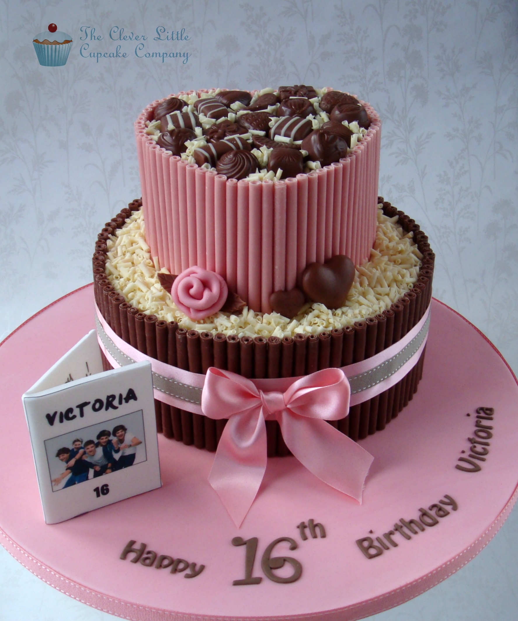 Top Heart Cakes