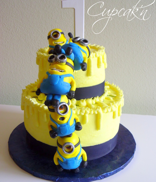 Minions Cake Ideas The Best Cake Of 2018