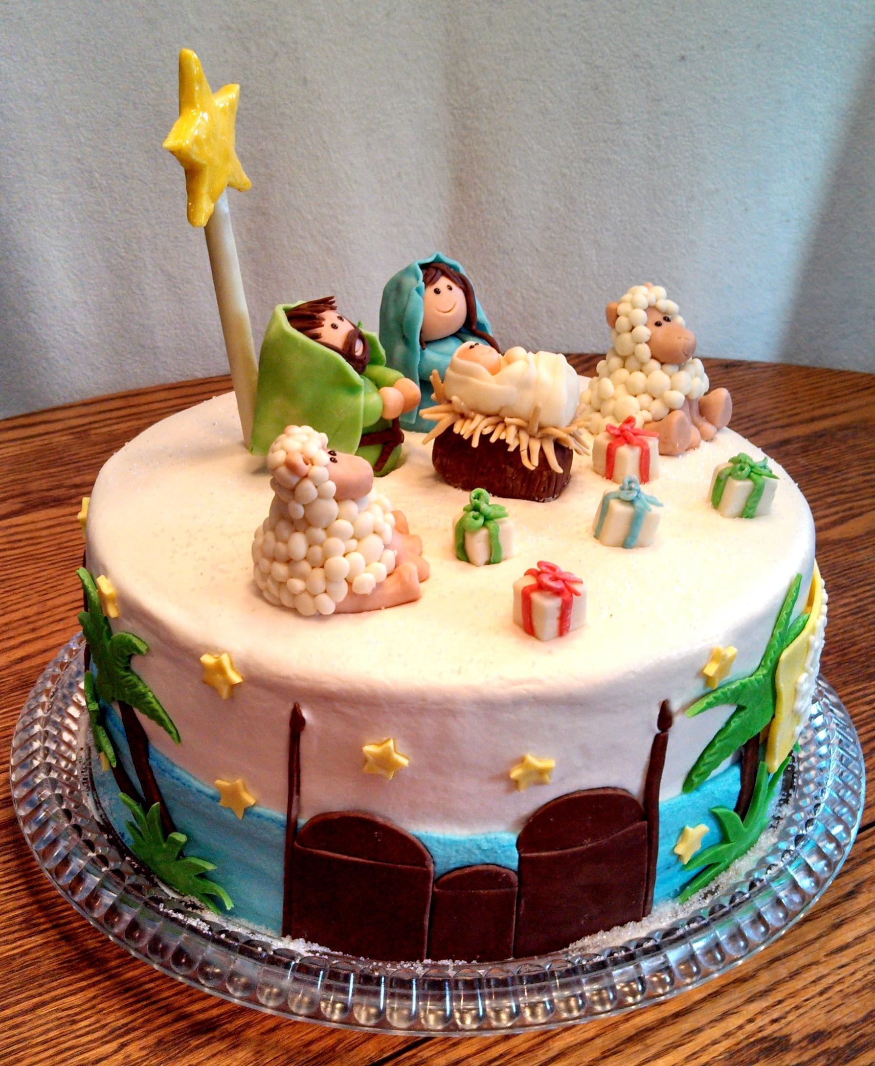 Happy Birthday Jesus Cakecentral Com