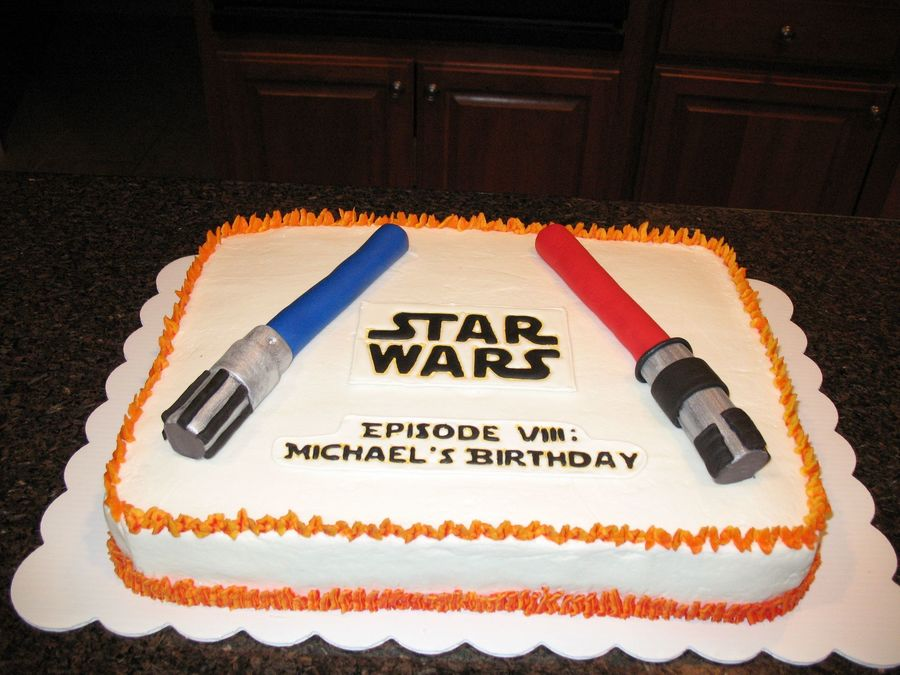Cake Decorating Boys
