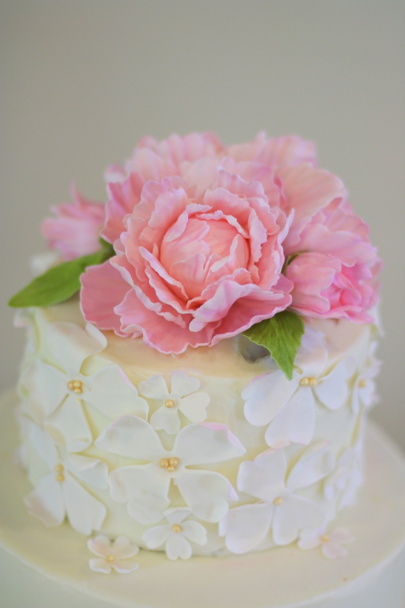 Cake Decorating Flowers