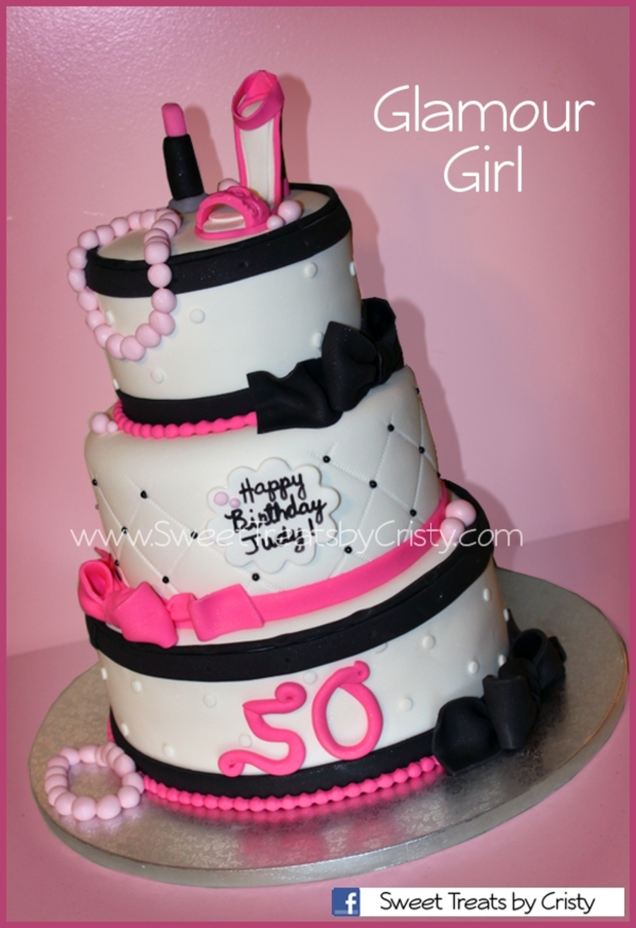 Glamour Girl Cakecentral Com