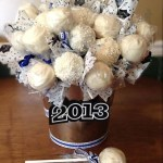 Graduation Cake Pop Bouquet Cakecentral Com