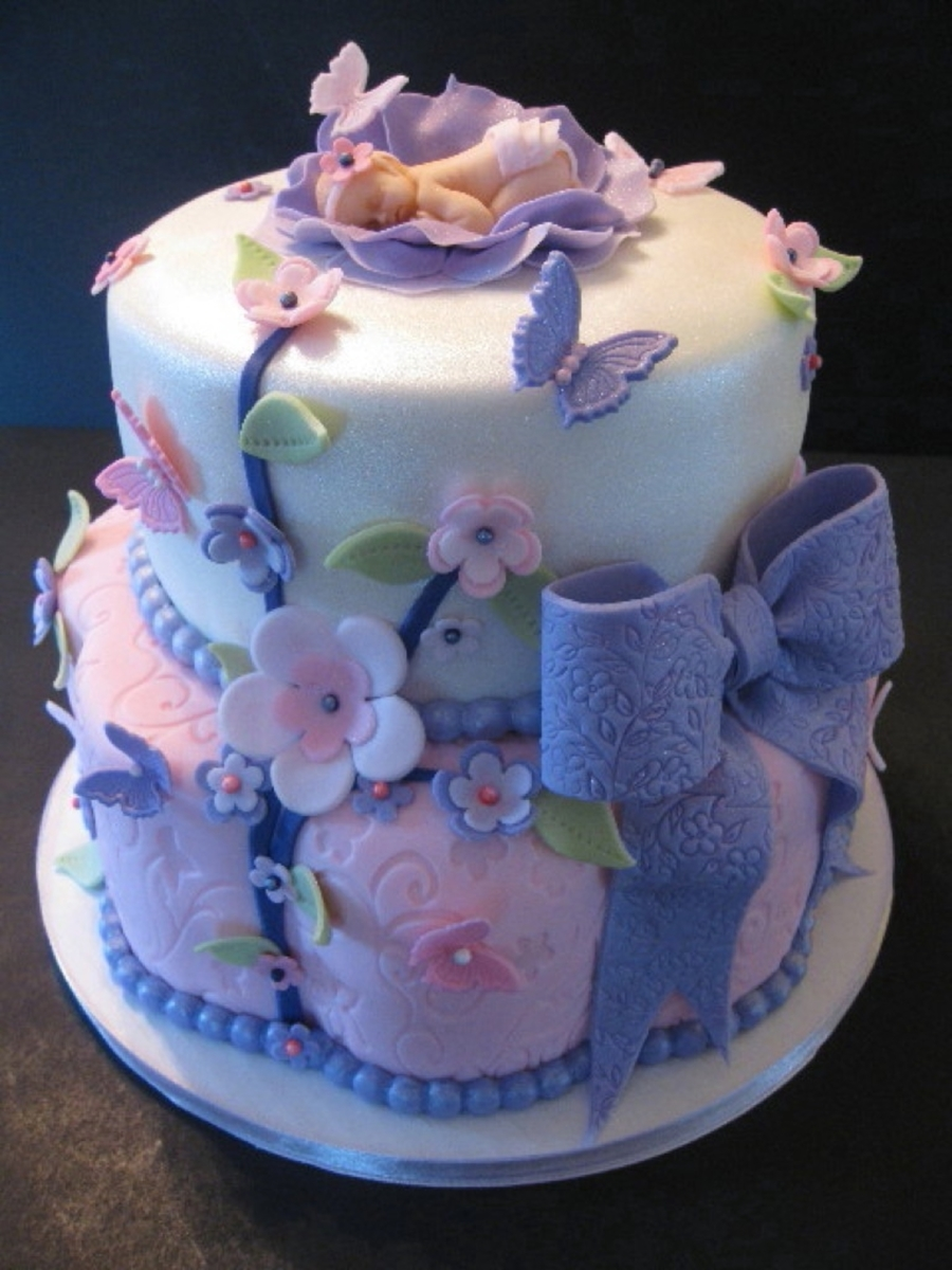 Baby Shower Cakes And Cupcakes
