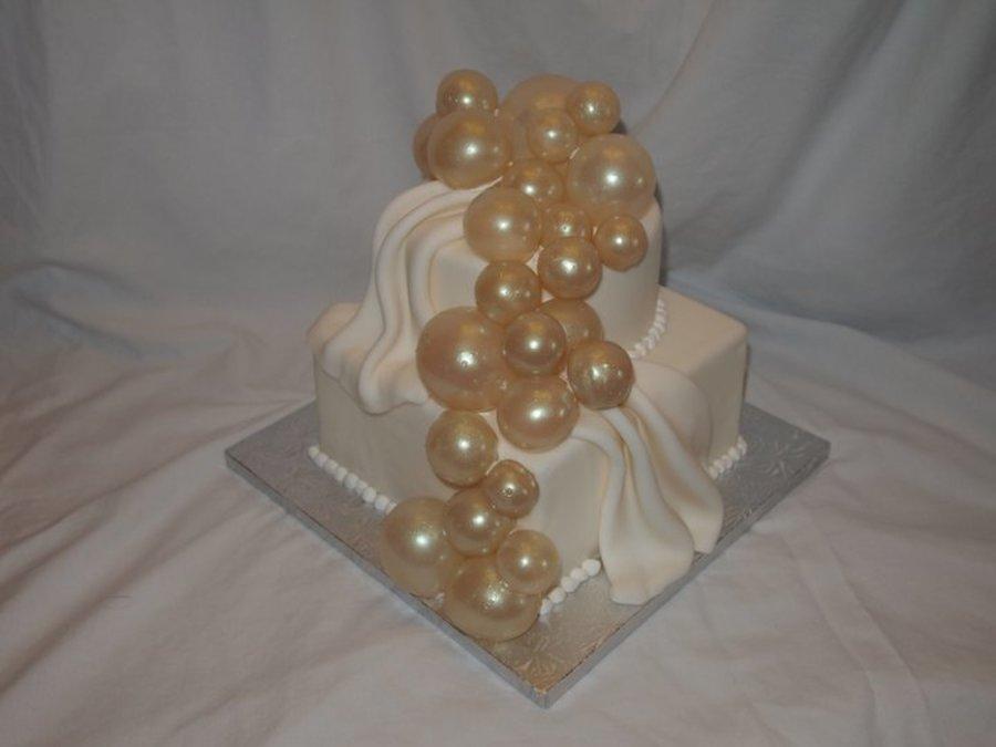Wedding Display How Bubbles