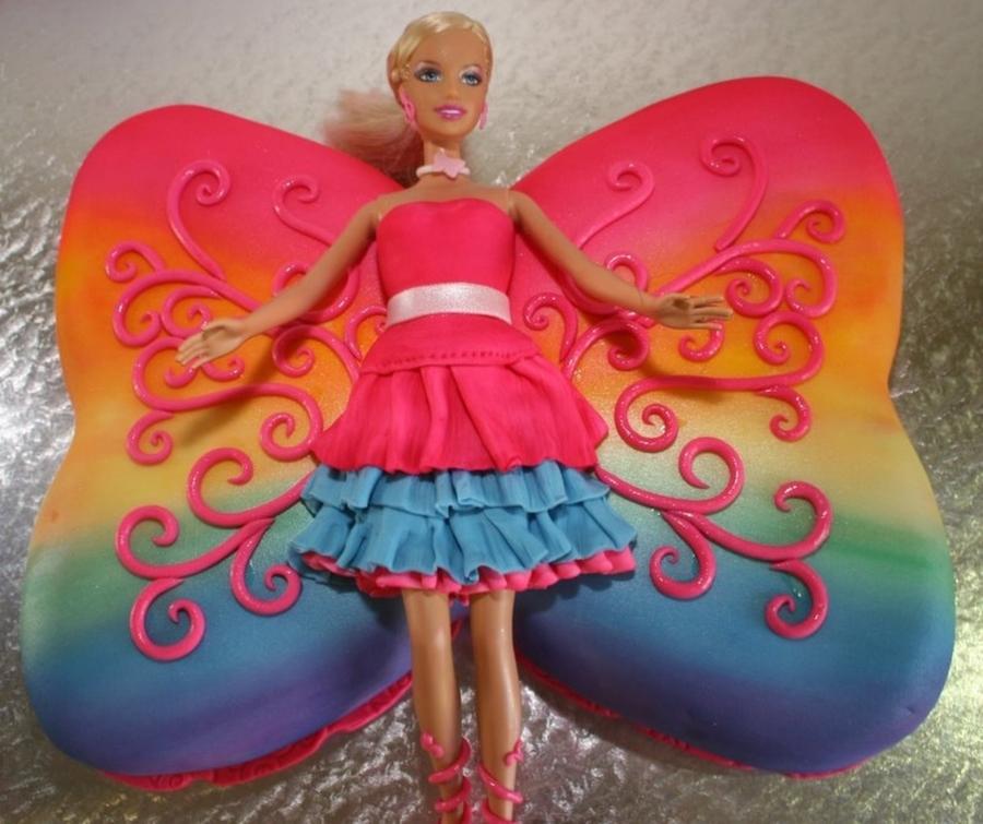 Barbie Fairy Secret Cakecentral Com