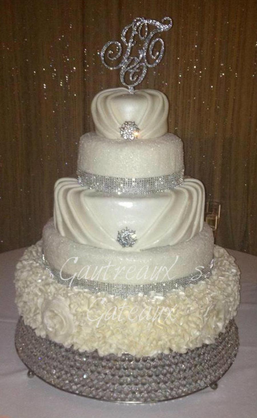 My Wedding Cake Dress Inspired