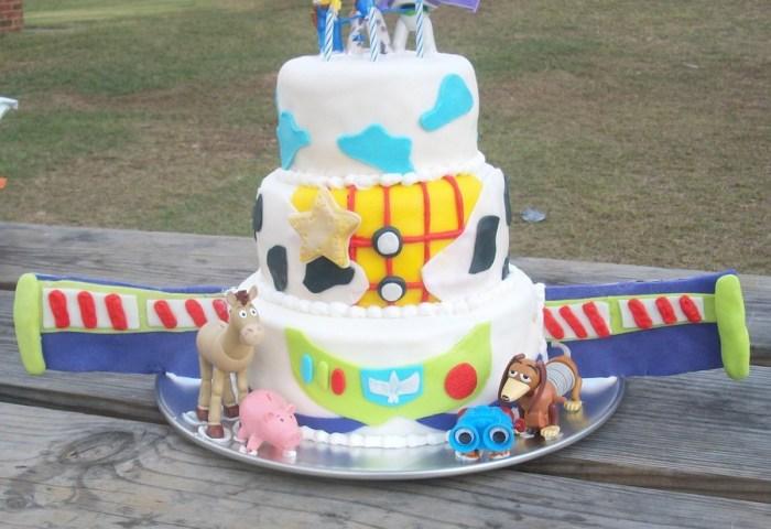 Toy Story Birthday Cake Cakecentralcom