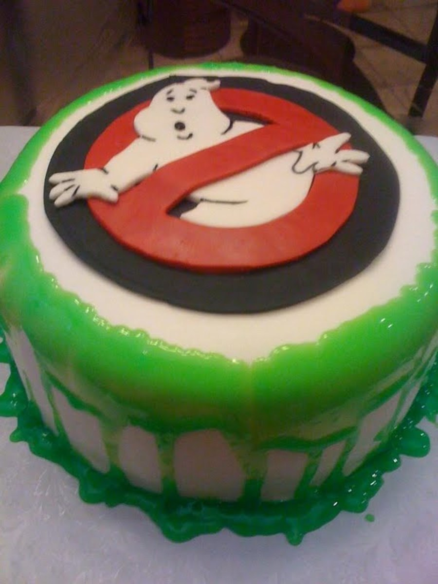 Ghostbusters Cake Cakecentral Com